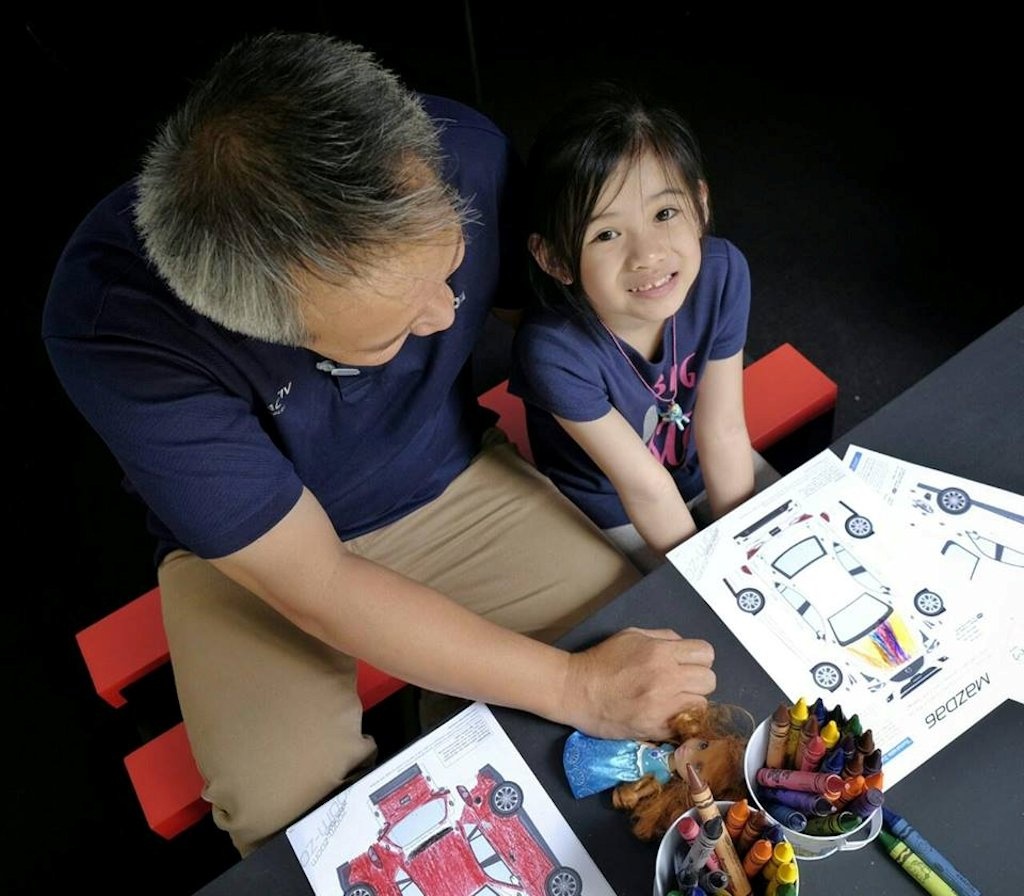 Mazda Philippines Celebrates International Children's Day
