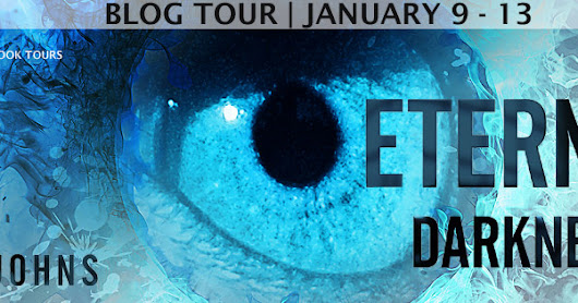 Blog Tour: Eternal Darkness by J.F. Johns {Music Playlist + #Giveaway} @writersmania