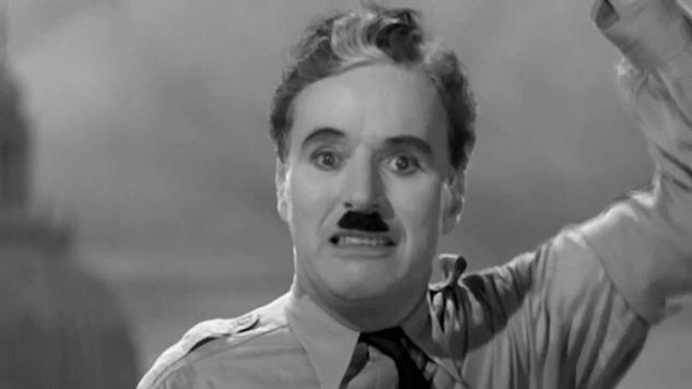 Grande Ditador Chaplin