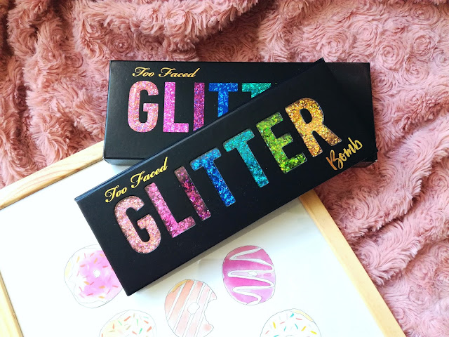 Palette Glitter Bomb de Too Faced