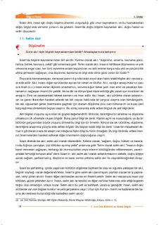 9. Sınıf Din Kültürü Ders Kitabı Cevapları Nev Yayınları Sayfa 14