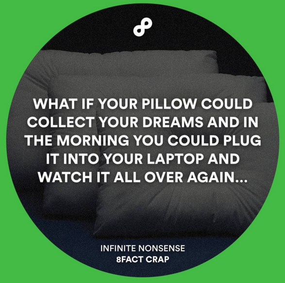 what if your pillow