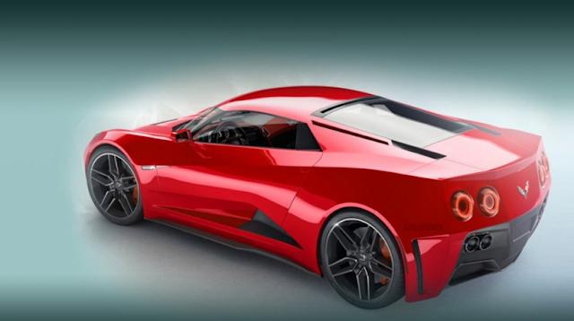 2017 Corvette ZR1 Exterior