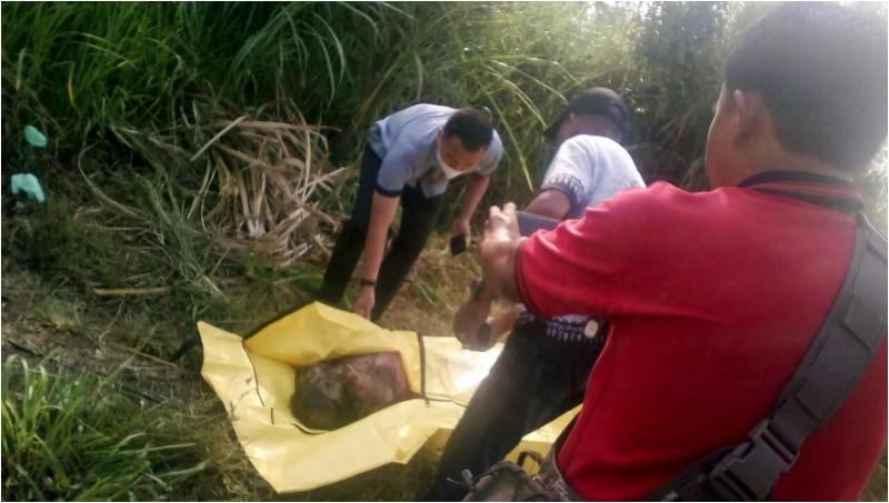 Kondisi mayat Nadya Bella Anggreani saat ditemukan