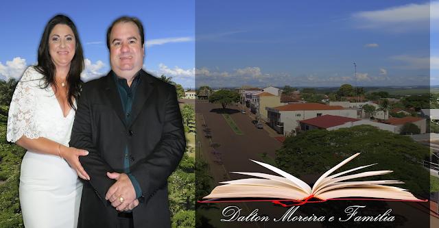 FELIZ NATAL E PRÓSPERO 2019 MENSSAGEM DO AMIGO DALTON MOREIRA E FAMÍLIA