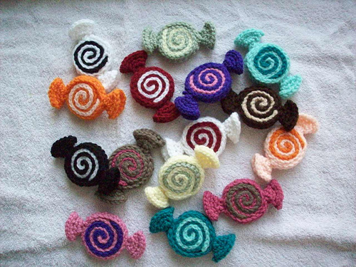 new mills woolly wander: How to make: Knitted and ...