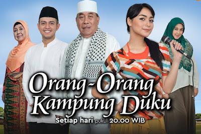 Nama dan Biodata Pemain Orang Orang Kampung Duku SCTV Lengkap