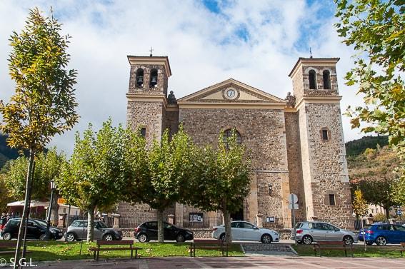 Iglesia San Vicente Martir en Potes