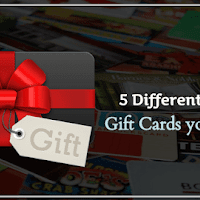 5 type of gift cards you can use in business tricksroad making 5 type of gift cards you can use in business colourmoves