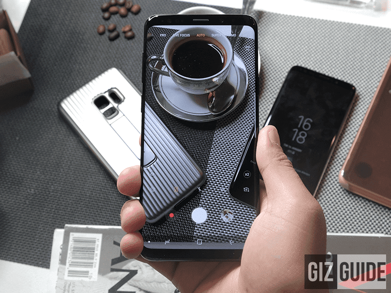Samsung Galaxy S9+: First Camera Samples