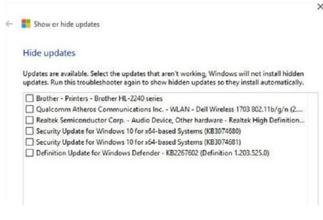 Tắt Update Windows 10 nhanh chóng, đơn giản, hiệu quả nhất i