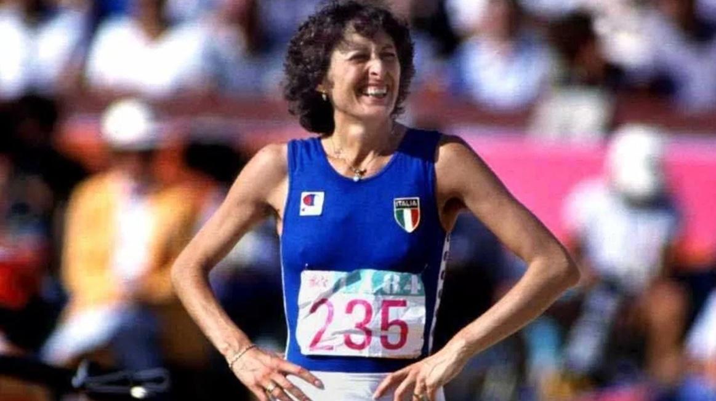 Sara Simeoni, la storia della campionessa olimpica di salto in alto