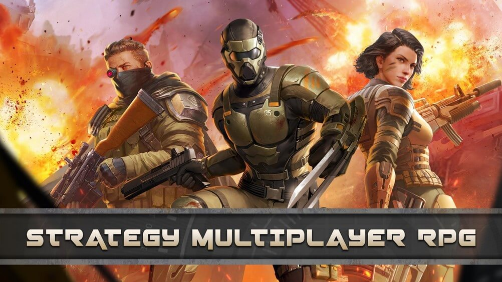 [FREE] Download Z Day Hearts of Heroes | MMO Strategy War for Android