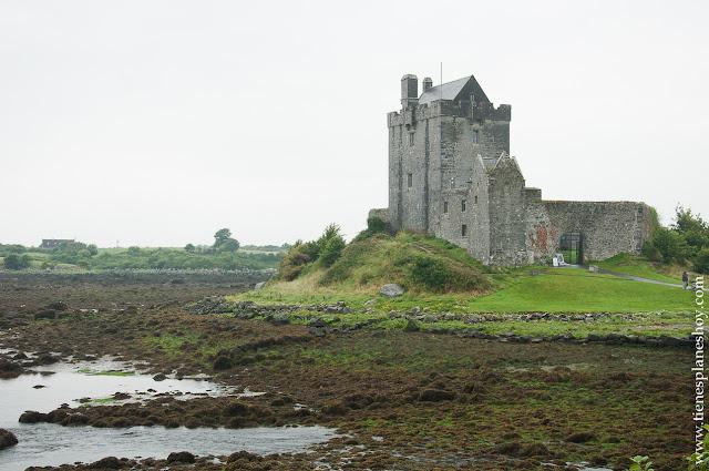 Dunguaire Castle Irlanda Condado Galway