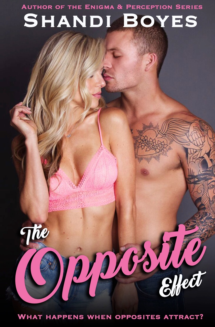What happens when opposites attract? @ShandiBoyes #eroticromance