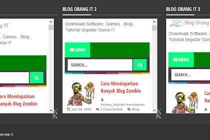 Cara mengatasi HTML iframe blank pada blog