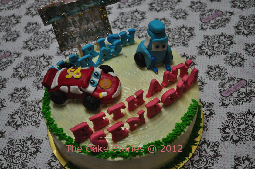 The Cake Stories 2012