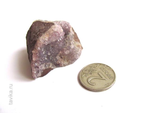 образец из коллекции камней