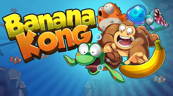 descargar banan kong para iphone