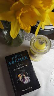 """""""Córka marnotrawna"""" Jeffrey Archer"""