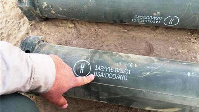 Ejército iraquí halla misiles de EEUU en cuartel general de Daesh
