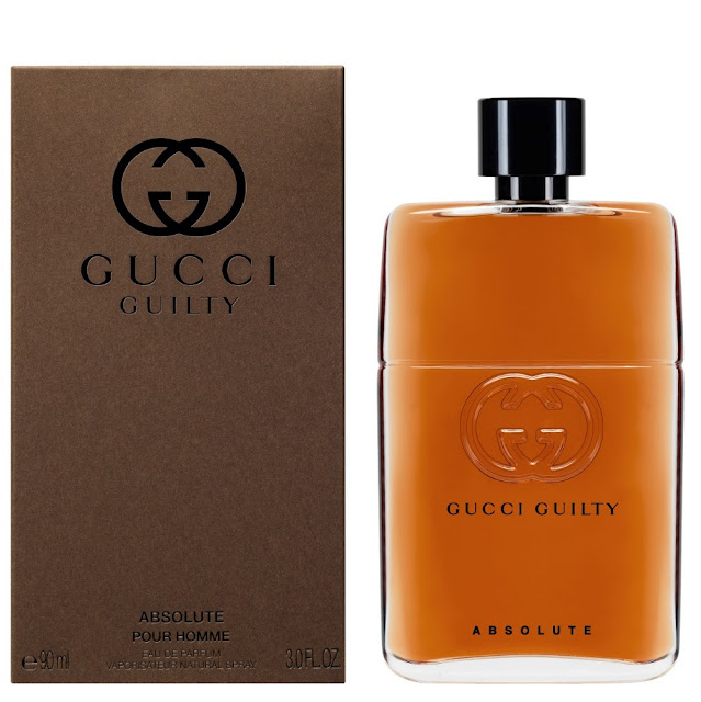 gucci guilty absolute men