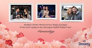 Info Kontes - Kontes Foto Downy #RomanceHour Berhadiah 20 PAKET EKSLUSIF dari Downy