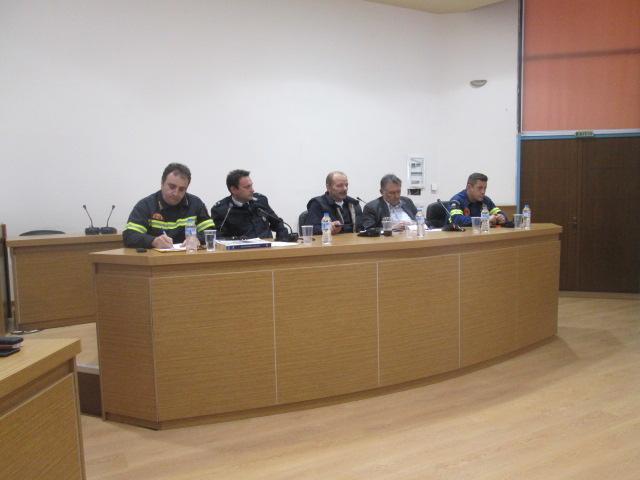 Πρέβεζα: Δήμος Ζηρού - Συνεδρίαση Εν Όψει Της Αντιπυρικής Περιόδου