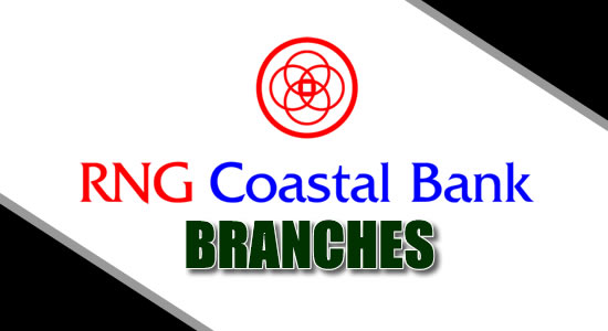 LIST: RNG Coastal Bank Branches Cebu & Bohol