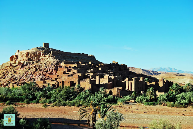 Aït Ben Haddou, Marruecos