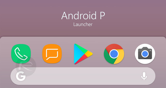 Launcher Android P