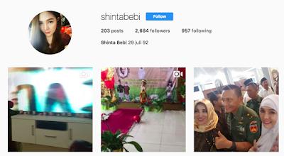 Trend, Shinta Bebi Instagram, @shintabebi,