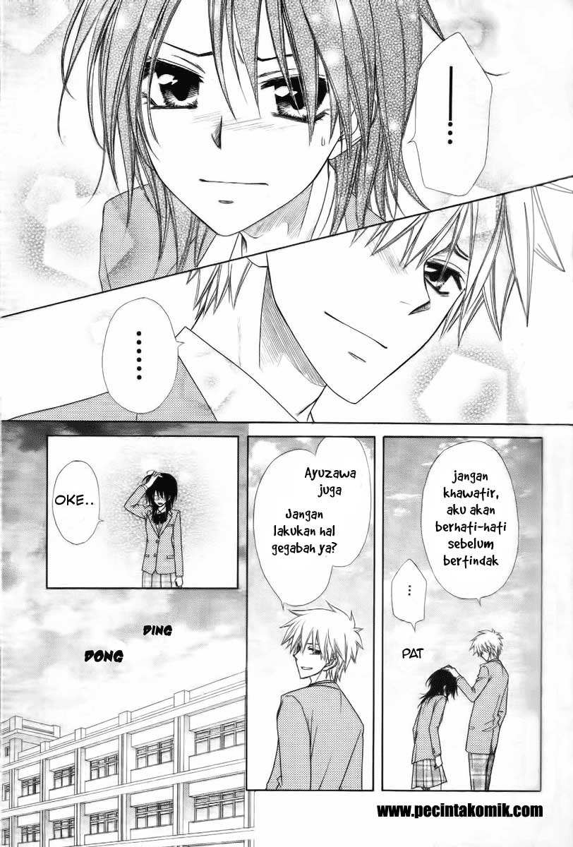Kaichou Wa Maid Sama Chapter 53-29