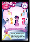 My Little Pony Twilight Sparkle - Magic Series 1 Trading Card