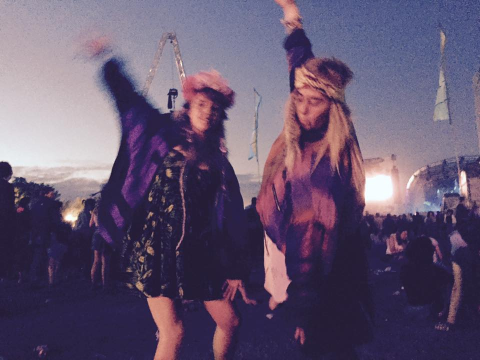 lovebox festival, floral crowns