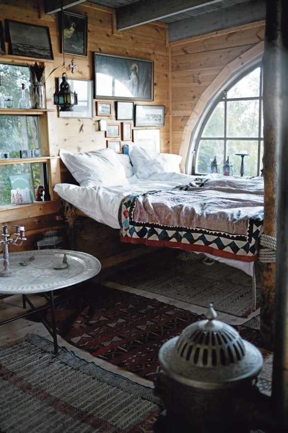 Moon to moon indie bedroom inspiration for Bohemian style bedroom furniture
