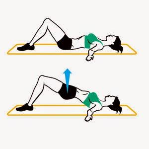 Cara Membentuk Perut Six Pack Tanpa ke Gym