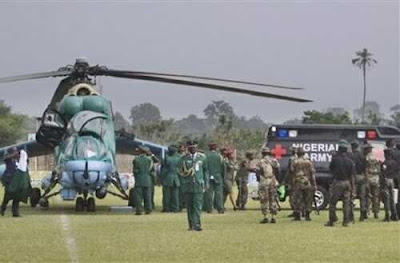 BREAKING NEWS: Many Feared Killed as Nigerian Military Jet Mistakenly Drops Bomb on IDP Camp