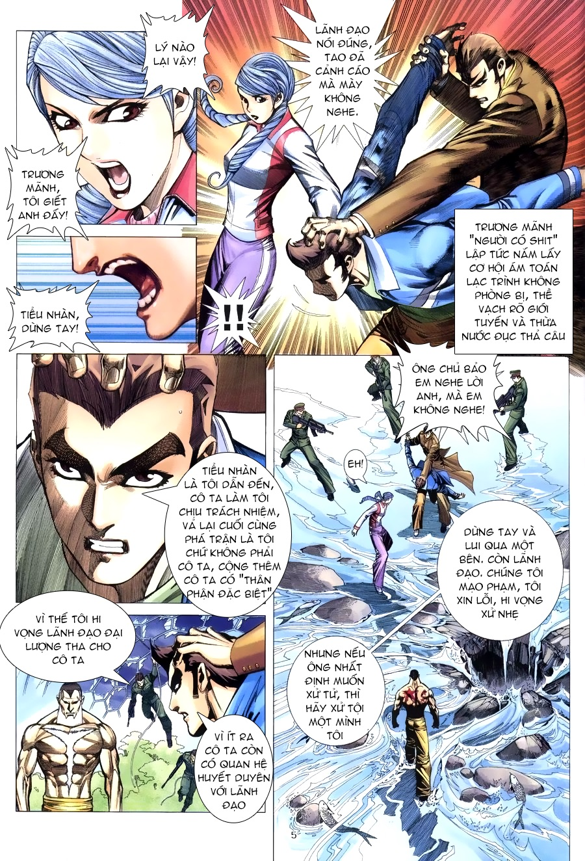 Xích Trụ Phạn Đường chap 13 - Trang 5