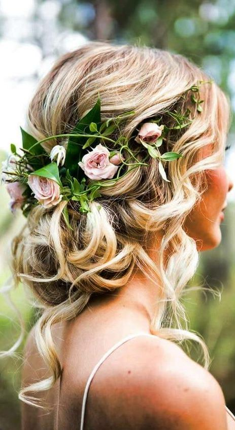 30 WEDDING HAIRSTYLES – ROMANTIC BRIDAL UPDOS