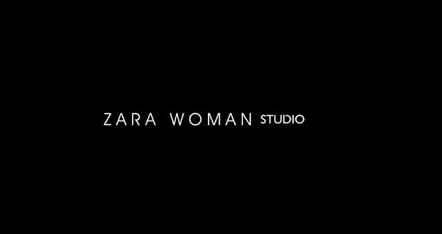 ZARA WOMAN STUDIO: COLECCIÓN BLANCOS Y NEGROS
