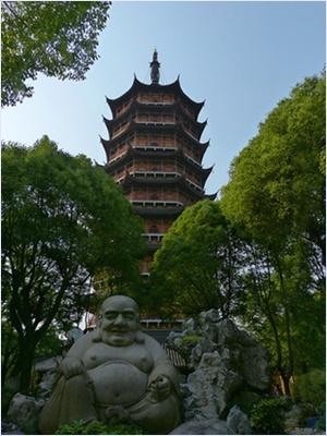 เจดีย์เป่ยซื่อ (Beisi Pagoda)