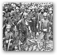 Perlawanan di Maluku Ambon yang di pimpin Pattimura