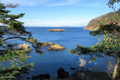 Rosario Bay, Deception Pass State Park