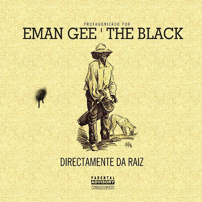 Eman Gee The Black - Directamente da Raiz ''LP'' (Angola)