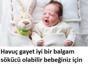 Bebeklerde Balgam