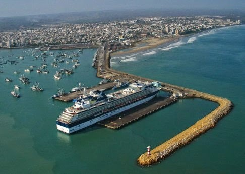 Cooperativa de Transportes Panamericana en Manta