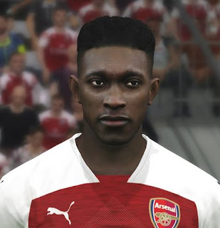 PES 2017 Faces Danny Welbeck by Ben Hussam FaceMaker