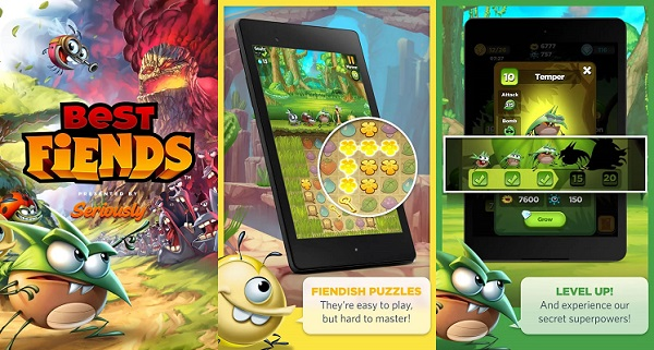 Download Best Fiends Android Apk Mod Game