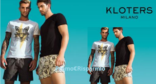 Logo Kloters : vinci gratis buoni acquisto da 200, 300 e 500 € + buono sconto per tutti